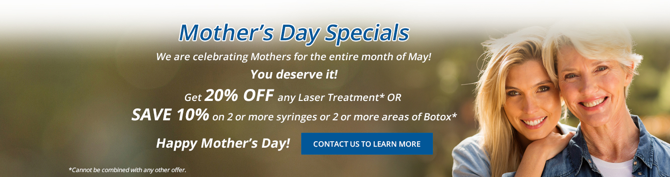 Mother's Day Specials 2020 at Beer Dermatology West Palm Beach