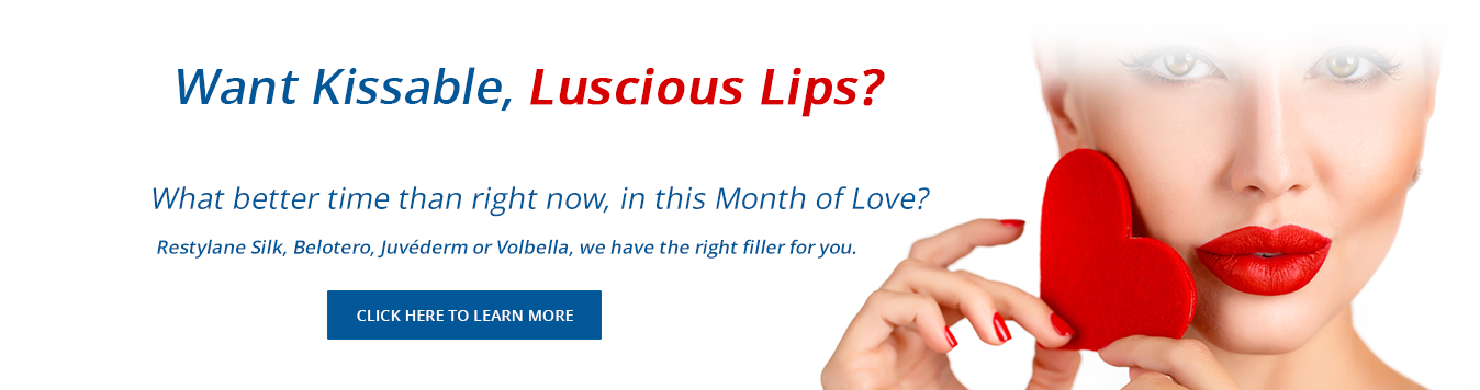 Want kissable, luscious lips?  At Beer Dermatology West Palm Beach