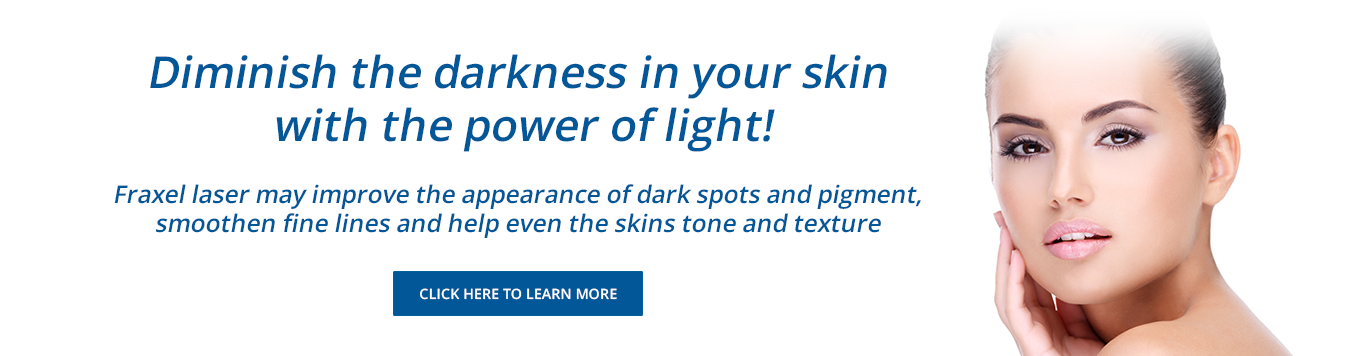 Dispel the darkness in your skin with the power of light!  At Beer Dermatology West Palm Beach