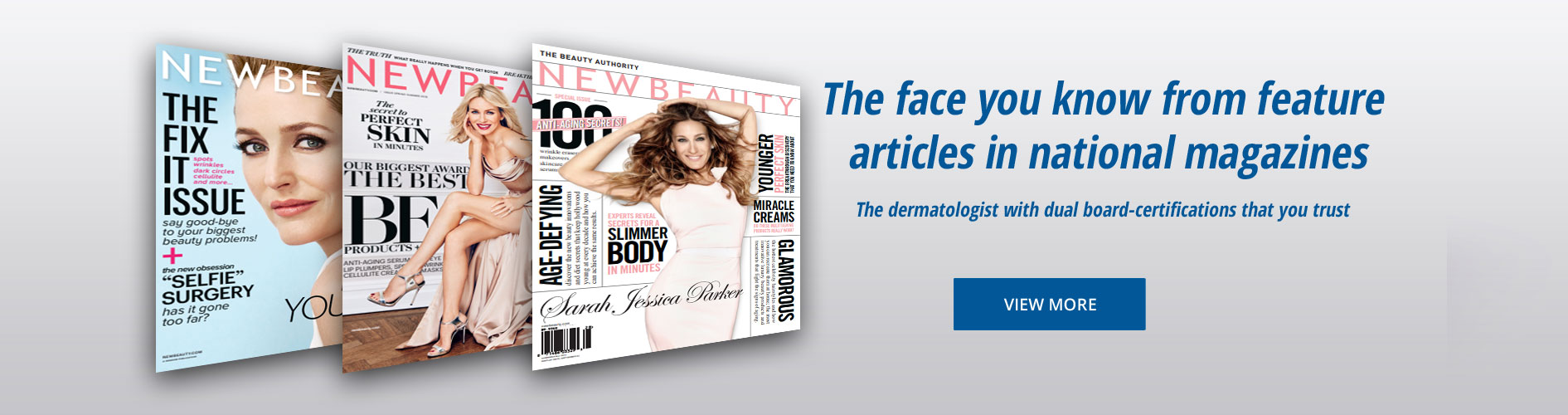 New Beauty Magazine Articles At Beer Dermatology West Palm Beach
