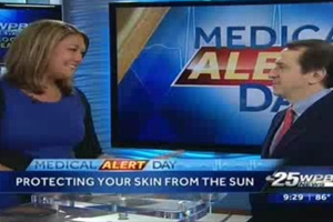 Dr. Kenneth Beer, MD PA Cosmetic General Dermatology Palm Beach Protecting your skin from the sun Channel 25 WPBF