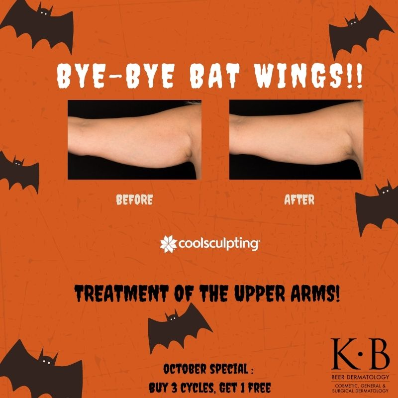 Treatment of the upper arms special - Dr. Kenneth Beer